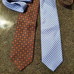Brooks Brothers Makers Silk Tie Bundle
